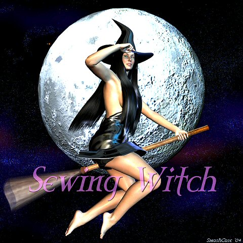 The Sewing Witch